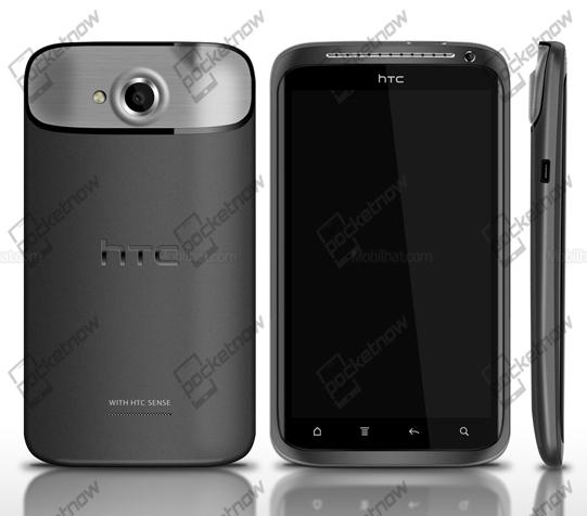 HTC Edge'in ilk bilgileri geldi