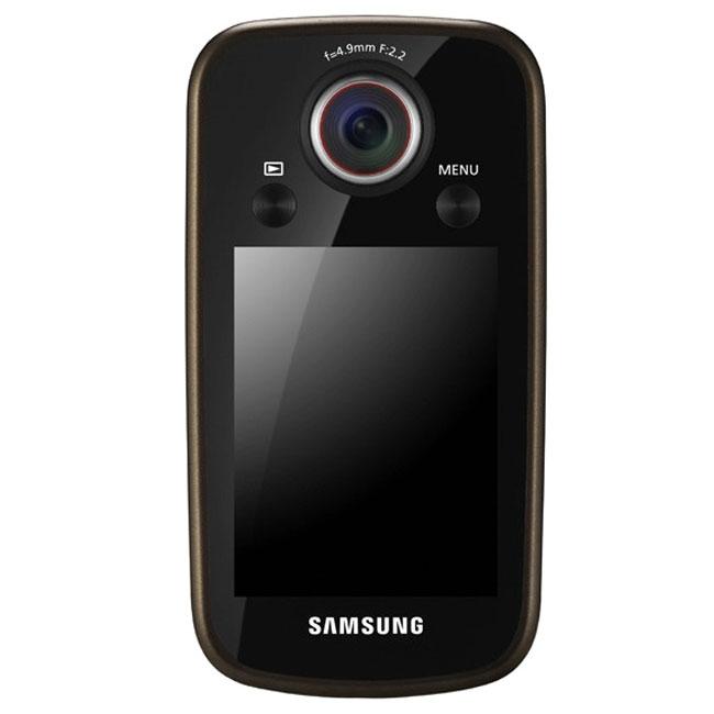 Samsung HMX-E10'la özgün çekimler