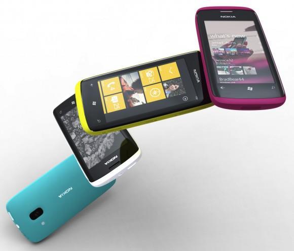 Nokia'dan 6 Yeni Telefon