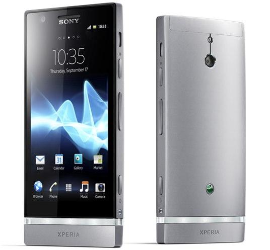 Sony Xperia ve Xperia U 28 Mayıs'ta çıkacak