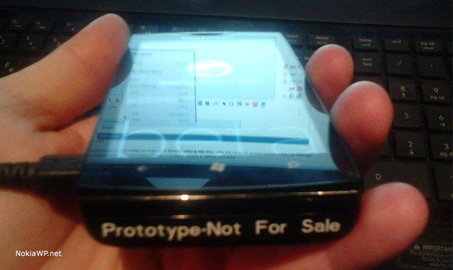 Sony'nin Windows Phone modeli internete düştü