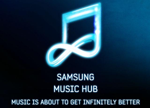Samsung Hub Music Türkiye