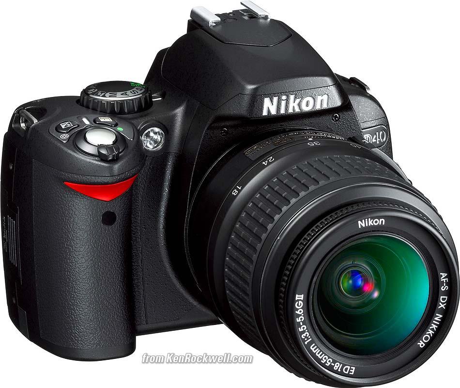 Android tabanlı Nikon