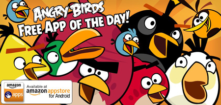 Angry Birds Android Bedava