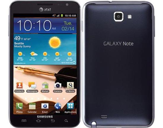 Galaxy Note satışları