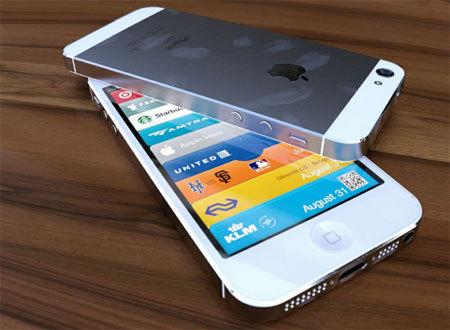 iPhone 5'e NFC