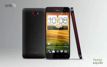 HTC One X 5 telefonu