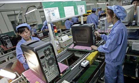Samsung'da çocuk işçiler
