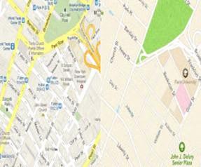 Apple Maps Google Maps farkları