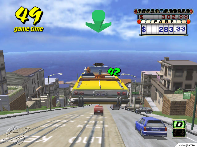 Crazy Taxi iOS ve Android