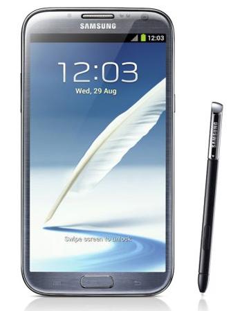 Samsung Galaxy Note 2 Türkiye tanıtımı