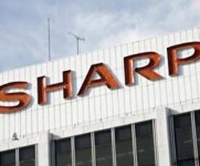 Sharp 1080p cep telefonu ekranları