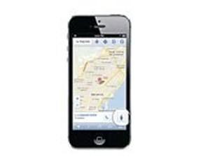 Google Maps iOS Türkiye