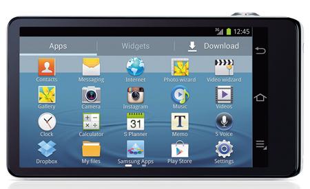 Samsung Galaxy Camera fiyatı, özellikleri ve inceleme