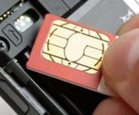 SIM kart konektörleri