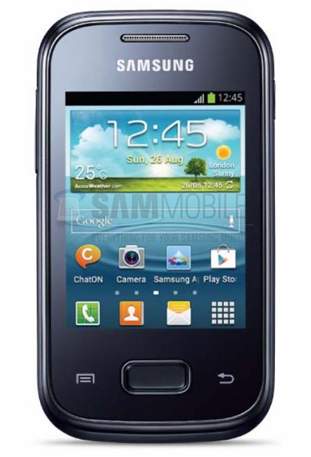 Samsung Galaxy Pocket Plus'un özellikleri