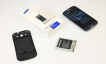 Galaxy S3 yeni batarya