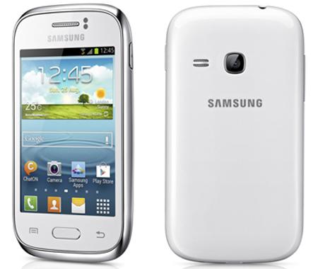 Samsung Galaxy Young fiyatı ve özellikleri