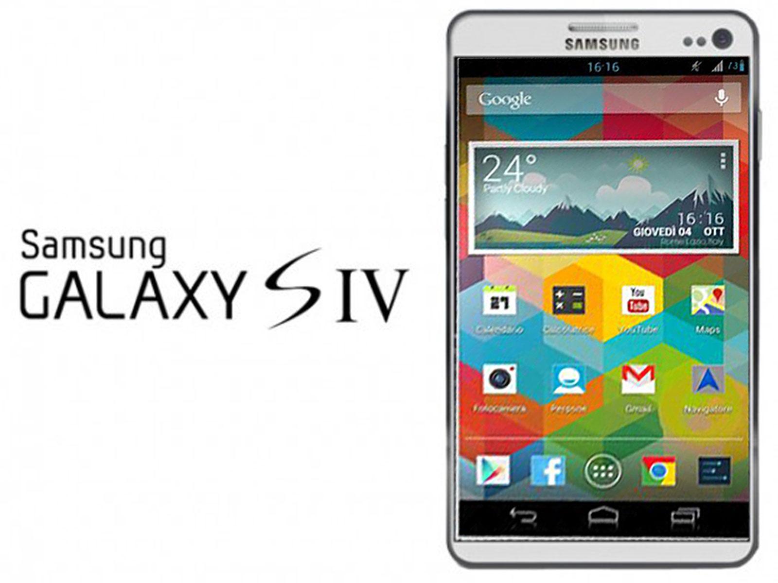Samsung Galaxy S4 ilk tanıtım videosu