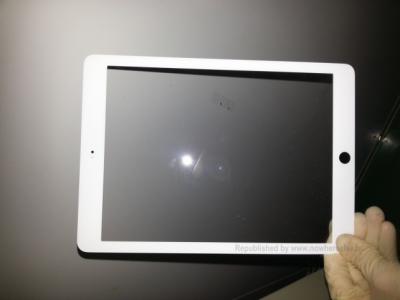 Apple iPad 5 görüntülendi