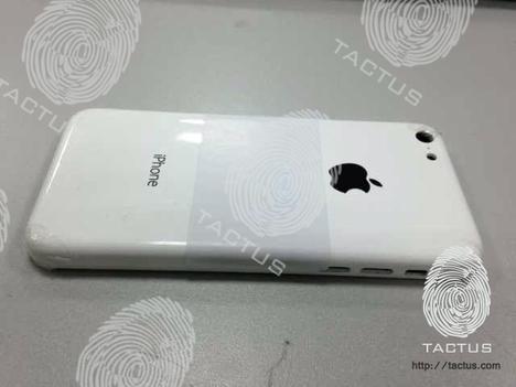Ucuz iPhone tasarımı gözüktü