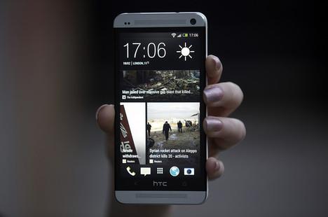 HTC One satışlarında yükseliş var