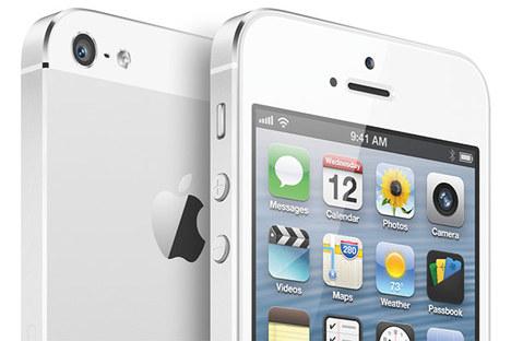 iPhone 5S ekran boyutu