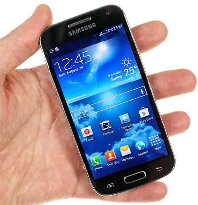 Samsung Galaxy S4 Mini tanıtıldı