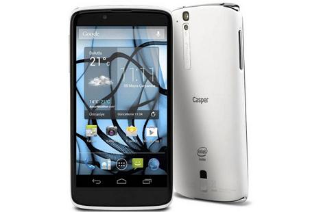 Casper VIA 6108 fiyatı ve özellikleri