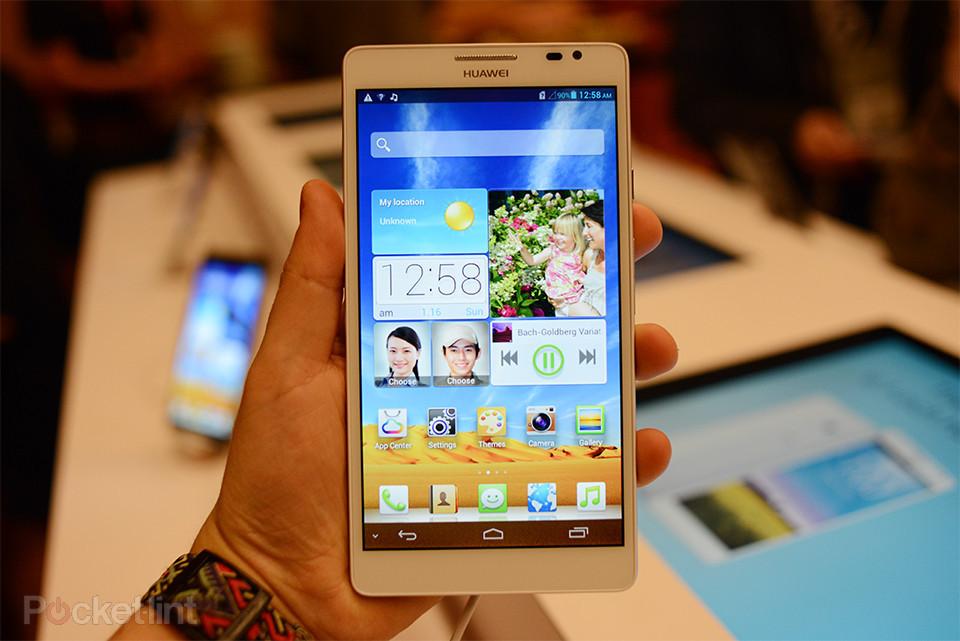 Huawei Ascend Mate inceleme