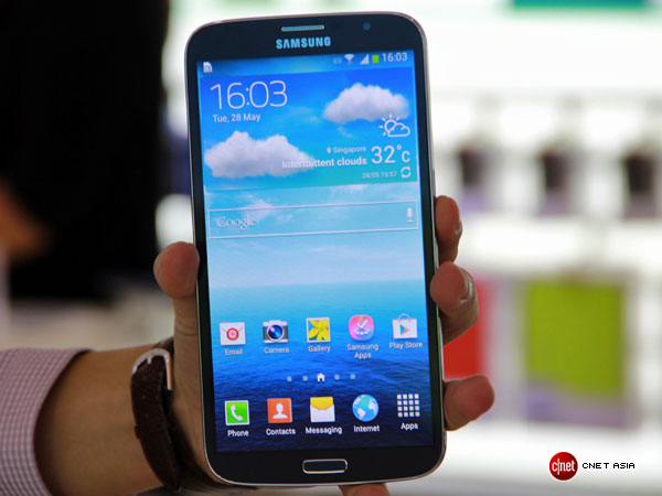 Samsung Galaxy Mega 6.3 inceleme