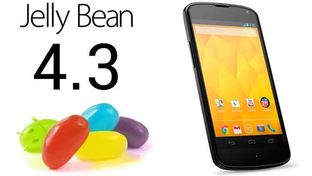 Android 4.3 ne zaman