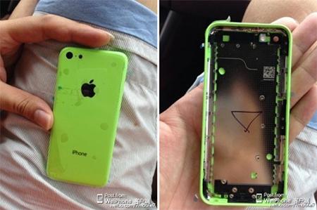 Yeni iPhone'dan yeni görüntüler