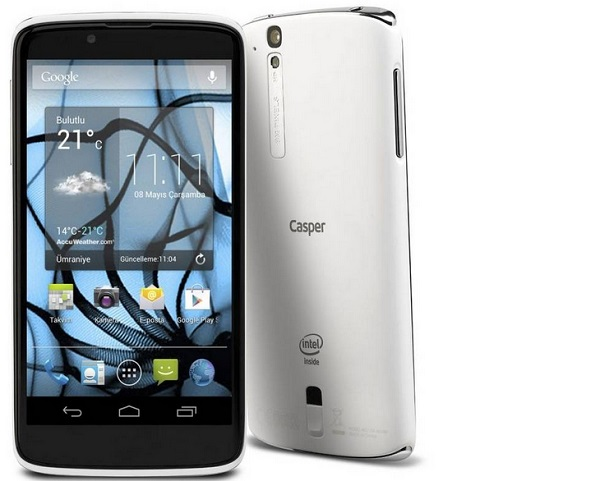 Casper VIA A6108 özellikleri