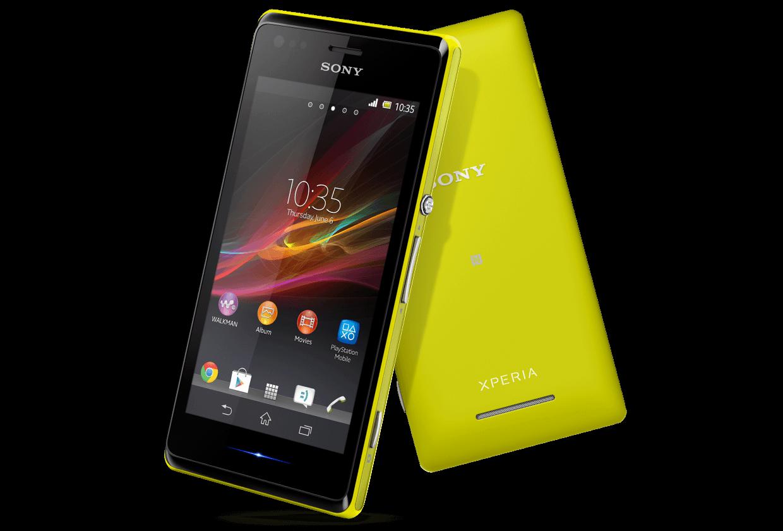 Sony Xperia M fiyat ve inceleme