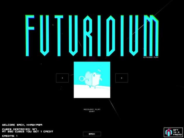 Futuridium EP