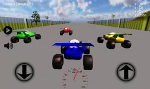 Mini Araba Yarış