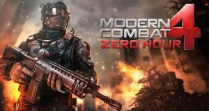 Modern Combat 4: Zero Hour İndir