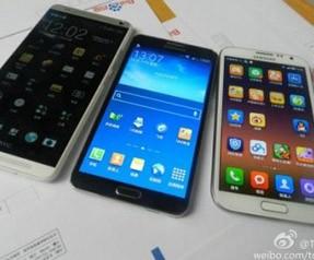 HTC One Max fotoğrafları internete düştü