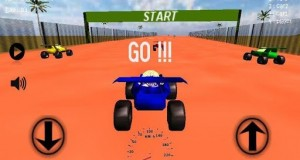 Mini Araba Yarışı 3D Android İndir