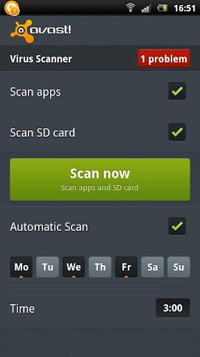 Avast! Mobile Security İndir