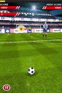 Soccer Kicks İndir