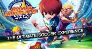 Soccer Superstars 2012  İndir