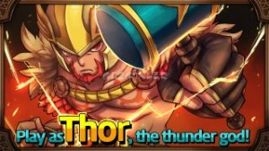 Thor Lord of Storms