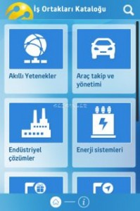 Turkcell İş Ortakları Kataloğu