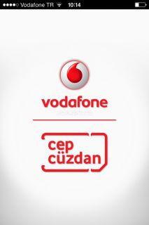 Vodafone Cep Cüzdan İndir