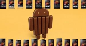 Sony'nin hangi telefonlarına Android 4.4 gelecek?