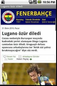 Andro Fenerbahçe Haber