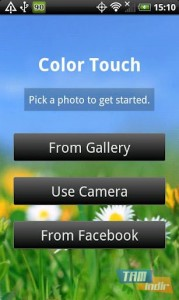 Color Touch Effects