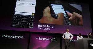 Blackberry, iki modeli iptal etti